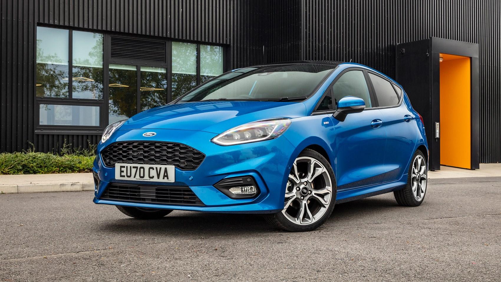 Ford Fiesta- Features-GoodAutoDeals