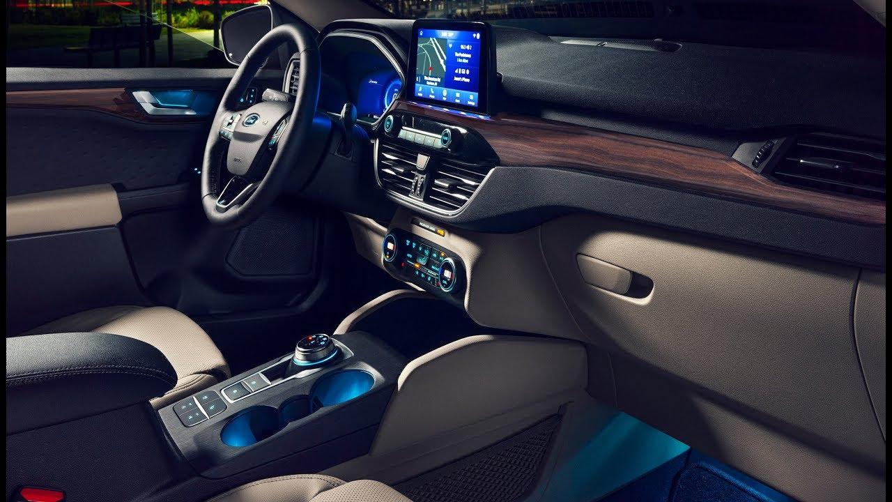 Ford Kuga - Interior- GoodAutoDeals