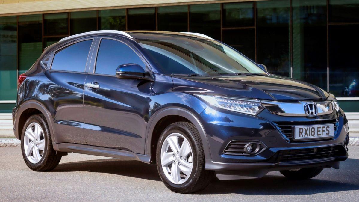 Honda HR-V - Exterior- GoodAutoDeals