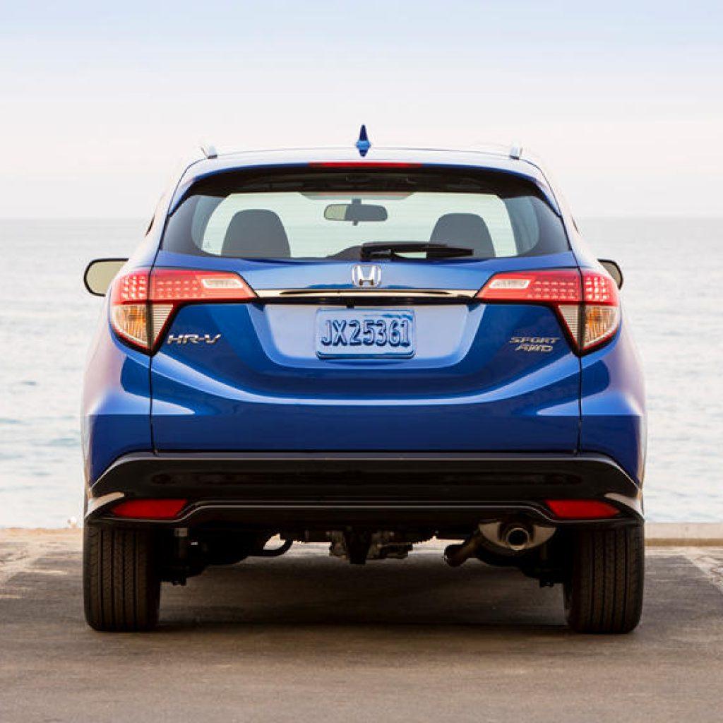 Honda HR-V - Variants and Specs- GoodAutoDeals