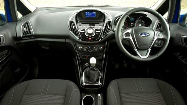 Ford B-Max- Interior- GoodAutoDeals
