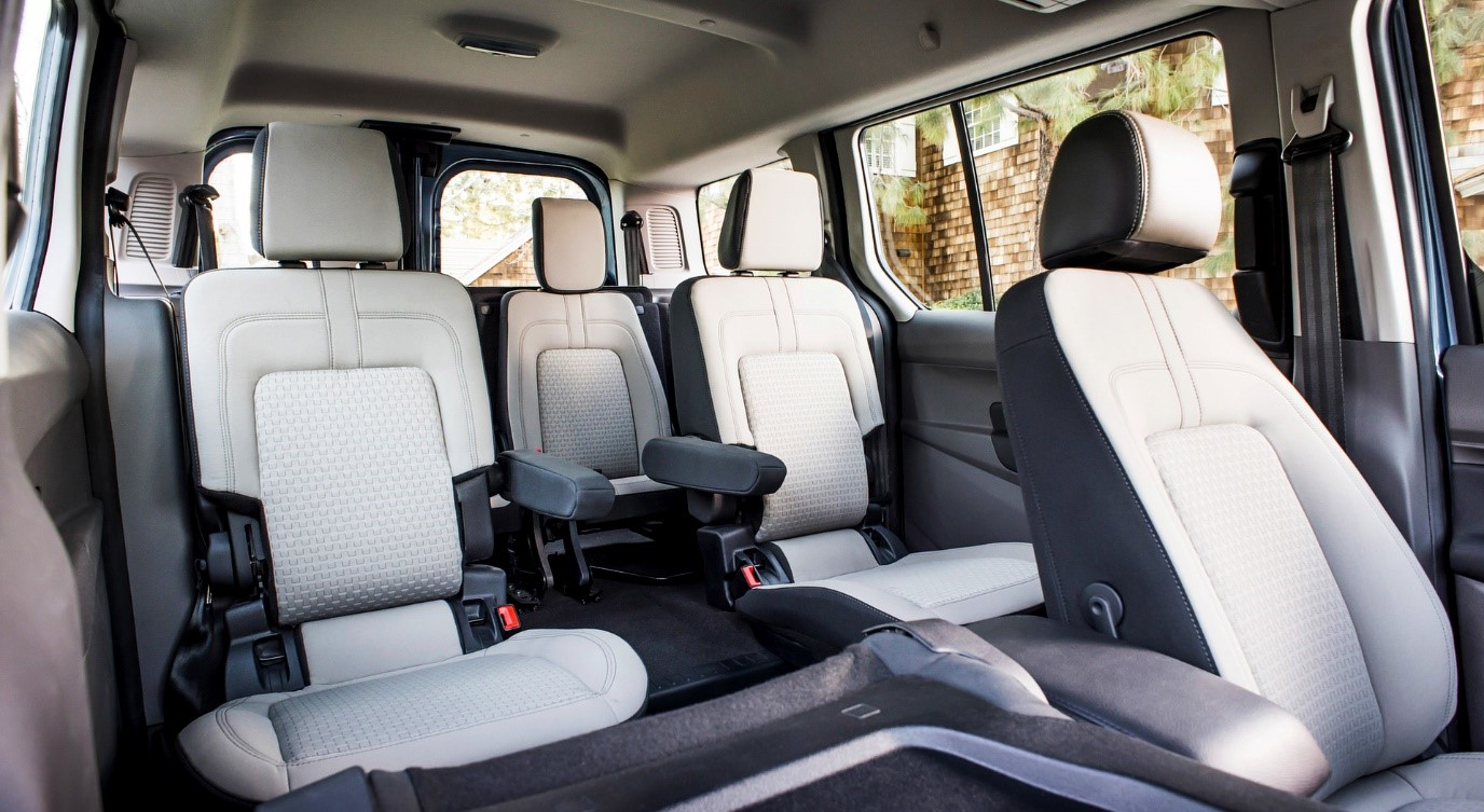 Ford Transit- Safety features- GoodAutoDeals