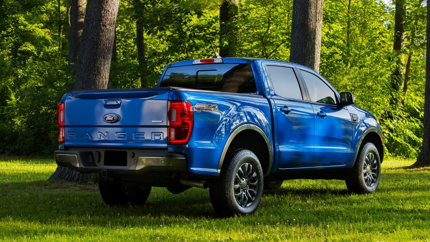 Ford Ranger - Safety Features- GoodAutoDeals