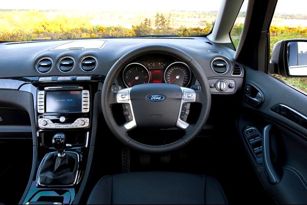 Ford Galaxy- Interior-GoodAutoDeals