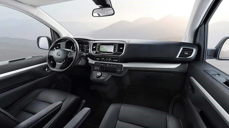 Vauxhall Vivaro Life- Intreior- GoodAutoDeals
