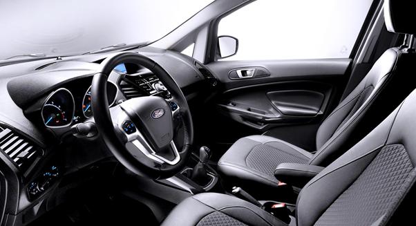 Ford EcoSport- Interior-