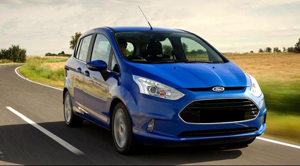 Ford B-Max- Driving And Handling\- GoodAutoDeals