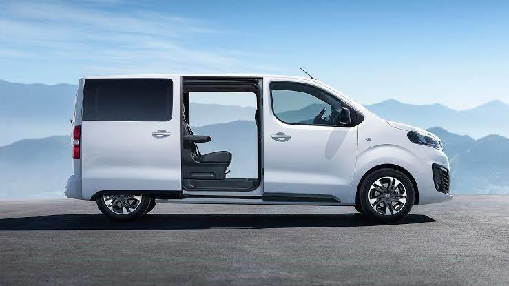 Vauxhall Vivaro Life- Interior- GoodAutoDeals