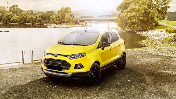 Ford EcoSport- Features-