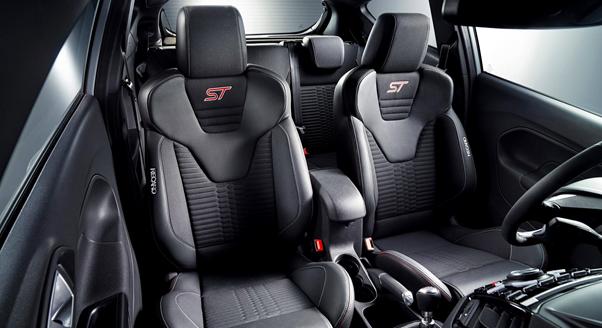Ford Fiesta- Interior-GoodAutoDeals