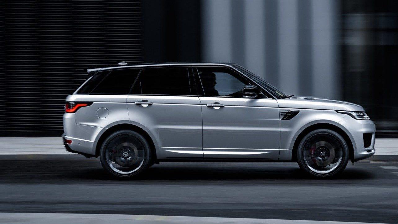 Range Rover Sport HST- Exterior-