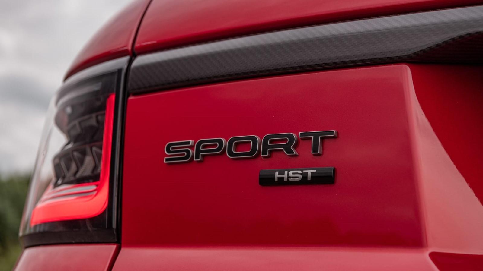Range Rover Sport HST- Power-