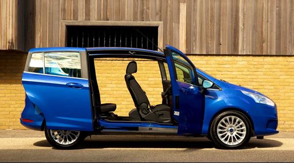 Ford B-Max- exterior- GoodAutoDeals