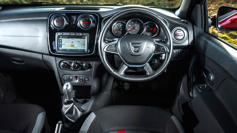 Dacia Sandero Stepway-Interior-