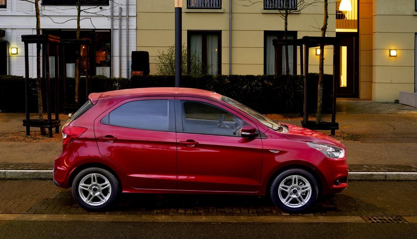 Ford Ka+- Driving and handling- GoodAutoDeals