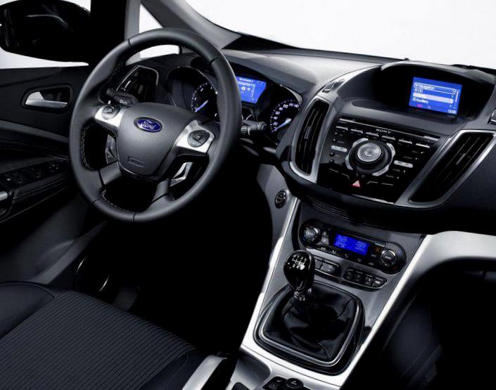Ford Grand C-Max- Interior-