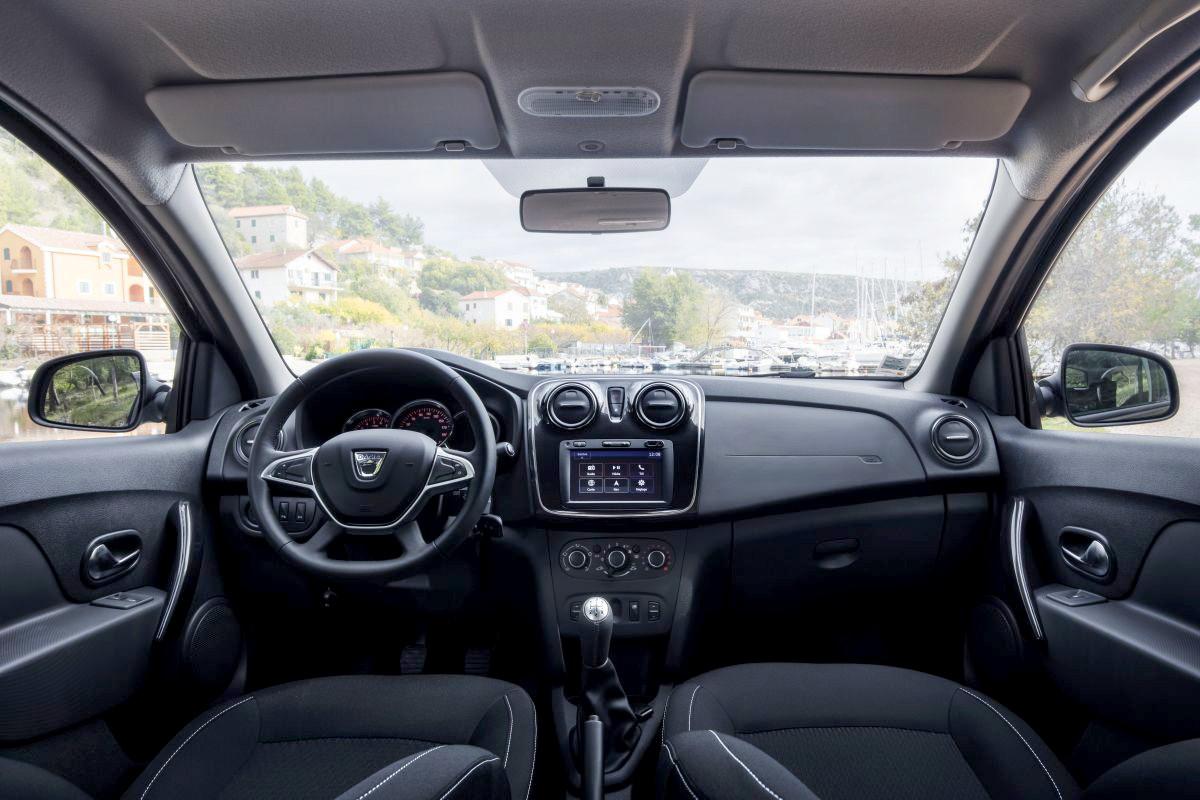 Dacia Duster-Interior-