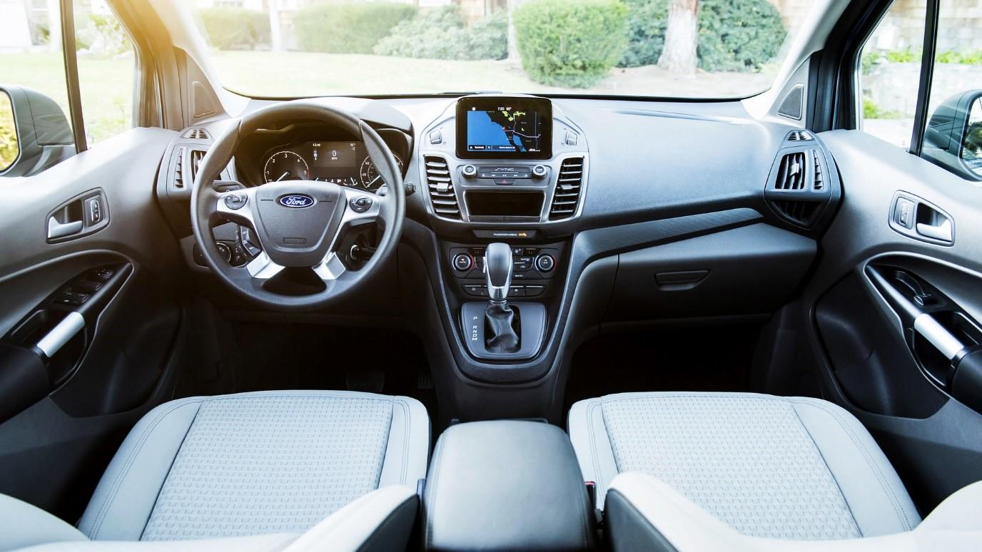 Ford Transit- Interior- GoodAutoDeals
