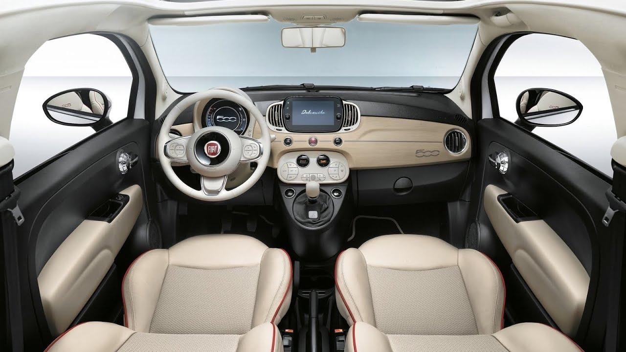 Fiat 500C- Interior-GoodAutoDeals