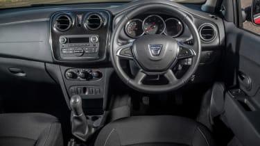 Dacia Logan MCV- Interior- GoodAutoDeals