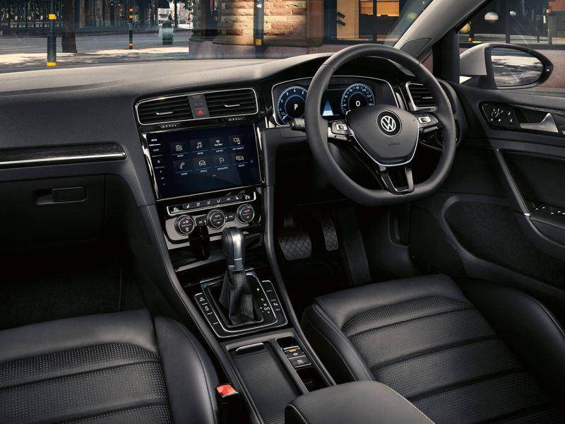 Volkswagen Golf Estate- Interior- GoodAutoDeals
