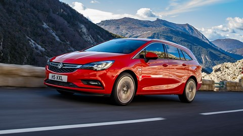 New Astra Sports- Driving and handling