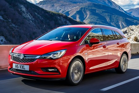 New Astra Sports- Exterior