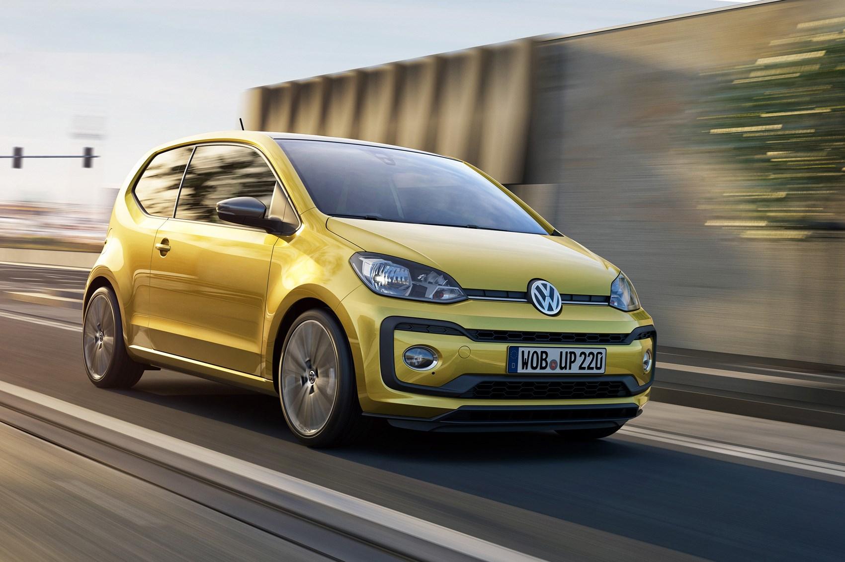New Volkswagen Up- Driving and Handling- GoodAutoDeals