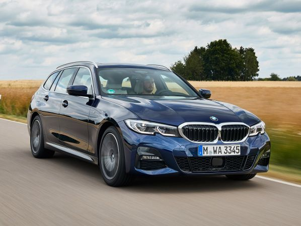 The Brand-New BMW 330d Review with a top-notch Interior design