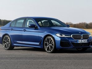 BMW Cars: BMW 5 series A Class of Its Own with super features