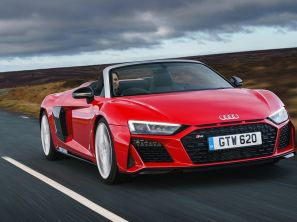 Audi R8 Spyder: The Best Supercar Review 2021