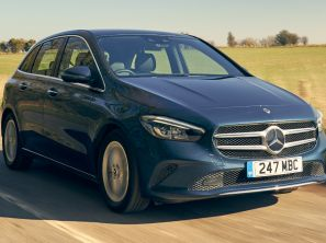 Mercedes-Benz B Class Rated and Review